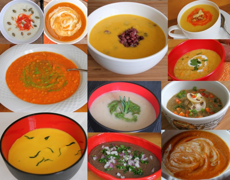 Pureed Soups